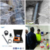 Patent Underground Metal Pipe Leakage Detector for Sale