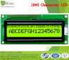 16X2 Stn Character LCD Display, MCU 8bit, Y-G Backlight, COB LCD Screen