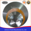 "24""-64"" Laser Welded Wall Saw Diamond Blade to Cut Concrete Wall"