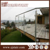 Exterior Front Porch Stainless Steel Glass Balustrade (SJ-H1911)
