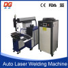 400W Four Axis Auto Laser Spot Welding Machine