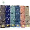 100% Viscose 2017 Sailing Ship Printed Shawl Fashion Lady Scarf