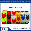 Night Strip Arrow Sticker Reflective Safety Warning Conspicuity Tape (C3500-AW)