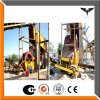 Portable Mobile Aggregate Stone Rock Crushing Plant