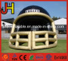 Inflatable Football Helmet Tunnels for Sports Game