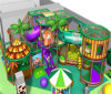 Cheer Amusement High-Quality Jungle Themed Indoor Playground for Sale