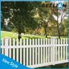 Ce Certificated High Quality Yard PVC Picket Fence