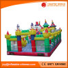 Inflatable Jumping Moonwalk Toy Jumping Castle for Amusement Park (T6-002)