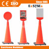 New Product LLDPE Assemble Traffic Cone Warning Signal Board