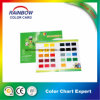 Deposit Printing Colour Chart Catalogue for Water Base Colour Paste