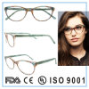Popular Design Eyewear Latest Fashion Eyeglass Acetate Optical Frame