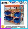 Storage Carton Flow Pallet Rack with roller Track