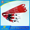 OEM Factory Price Customized Silk Screen Printed Lanyard with Any Logo