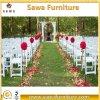 White Wedding Resin Folding Chair/Wimbledon Chair