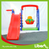 Indoor Plastic Slide and Swing