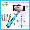 Bluetooth Selfie Stick with Mini Monopod Tripod for Phone