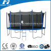 15ft Standard Trampoline with Enclosure (TUV/GS) (HT-TP15)
