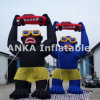 Outdoors Promotional Inflatable Gorilla Character for Sale