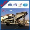Mobile Rotary Gold Mining Sand Separator Plant Machine for Sale