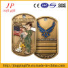 2016 Custom Military Metal Dog Tag of Airforce