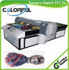 Inkjet Ecoslovent Impresora Digital Textile Printer (Colorful1625)