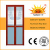 Good Quality Flush Aluminum Glass Doors (SC-AAD056)