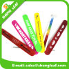 Cheap Promotional Custom Logo Silicone Snap Bracelet