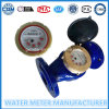 Vane Wheel Dry Dial Type Woltmann Water Meter of Dn50mm