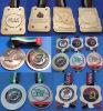 Custom Jiu-Jitsu Sports Award Medal Trophy