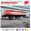 Acoplado Stainless Steel for Concentrated Sulfuric Acid Corrosive Load Semi Trailer