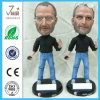 7.5′′ Polyresin Famous People Bobble Head Decoration and Gift