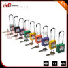 76mm ABS Long Steel Shackle Locks Safety Padlock (EP-8551)