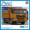 Shacman 6X6 380HP Euro3 78t Mining Dump Truck for Sale