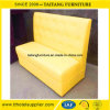 Single Side Cheap Restaurant Sofa Booth