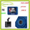 H. 264 Video Format FHD Car DVR Spy Cam