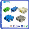 Fiber Optical Adapter for Sc with Plastic Material