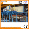 New Compact Powder Coating Line