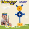 Educational DIY 3D EVA Puzzle Toys for 3-6 Children