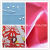 Polyester Printed Microfiber Peach Skin for Home Textile Garment