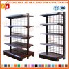 Supermarket Wall Wire Shelves Storage Shop Store Display Shelving (Zhs389)