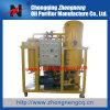 Anti-Explosion Model Ty-200 (200L/min) Waste Turbine Oil Dehydration Plant