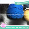 Polyester Fabric Roll Hand Knitting Cotton Fancy Yarn