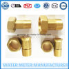 Dn15/20 Brass Connectors Water Acticity Meter Parts