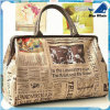 Popular Women Handbag Large Capacity Tote Handbag Waterproof Hand Bag