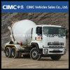 Isuzu Qingling Vc46 Mixer Truck with 8-12 M3 Mixer Tank