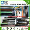 High Resistance to Bending of Flexible PVC Cable Drag Chain