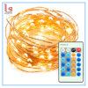 100 LED String Lights Dimmable with Remote Control