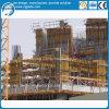 Crane-Lift Climbing Formwork for Any Shape