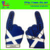 One Finger Big Foam Hand with Scotland National Flag