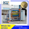 High Speed Slitting and Rewidning Machine (500m/min)